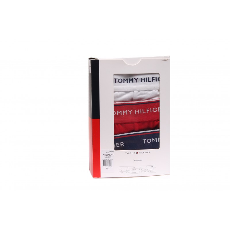 TOMMY HILFIGER ΑΝΔΡΙΚΟ BOXER MULTI 1U87903842-611