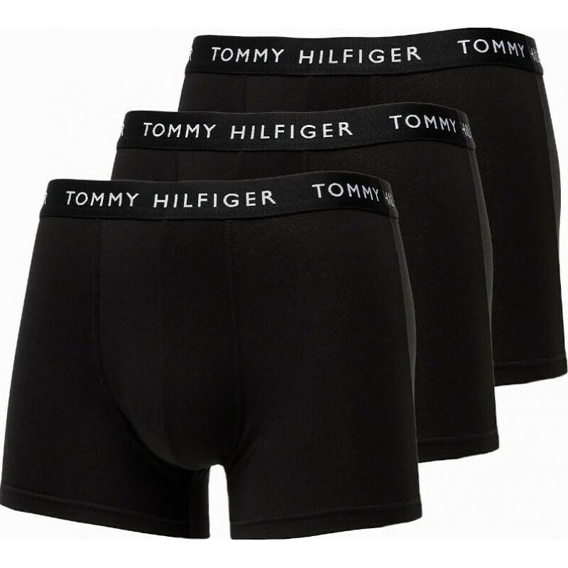 TOMMY HILFIGER ΑΝΔΡΙΚΟ BOXER ΜΑΥΡΟ UM0UM02203-0VI